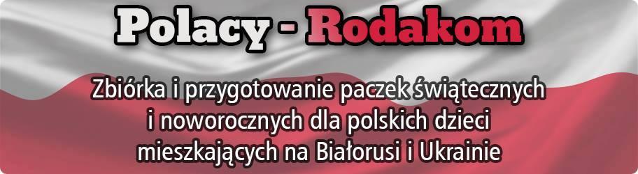"""Rusza 17. Akcja """"Polacy – Rodakom"""""""