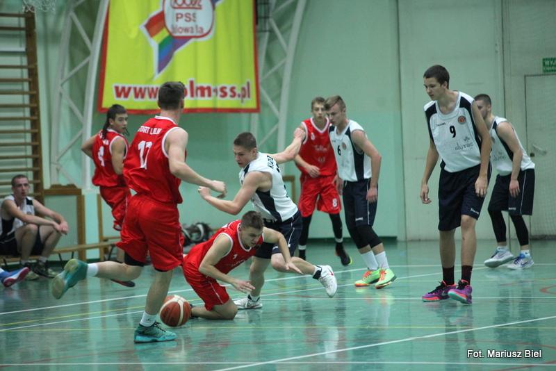 Juniorzy starsi. Kuźnia Koszykowki Stalowa Wola - Start II Lublin 71:47