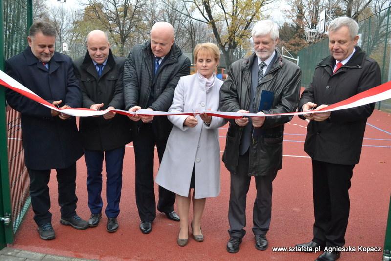 W Rudniku powstał nowy kompleks sportowy