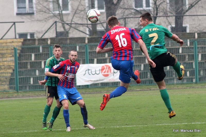 II liga: Stal Stalowa Wola - Polonia Bytom 1:0 (1:0)