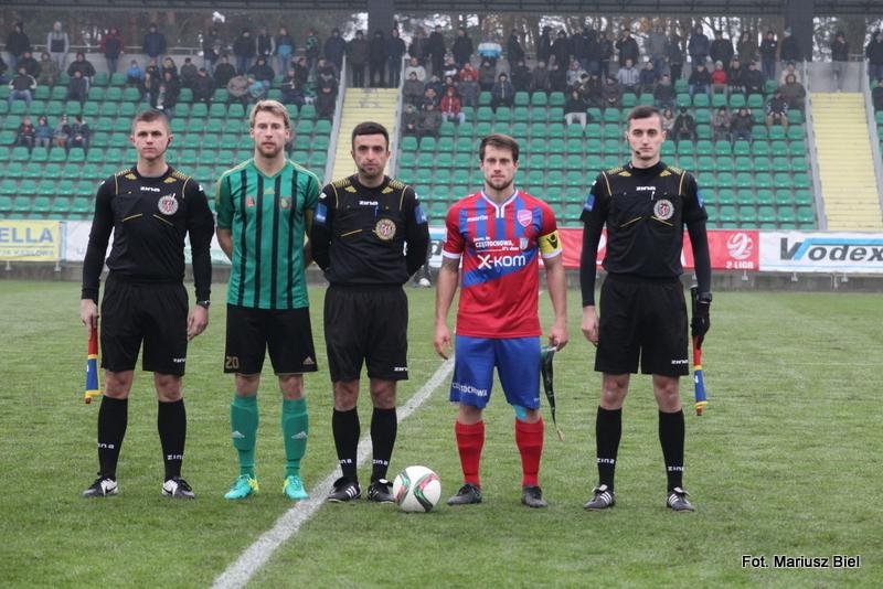 II liga. Stal Stalowa Wola - Raków Częstochowa 0:3 (0:2)