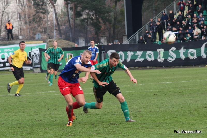 II liga piłki nożnej. Stal - Odra Opole 2:1