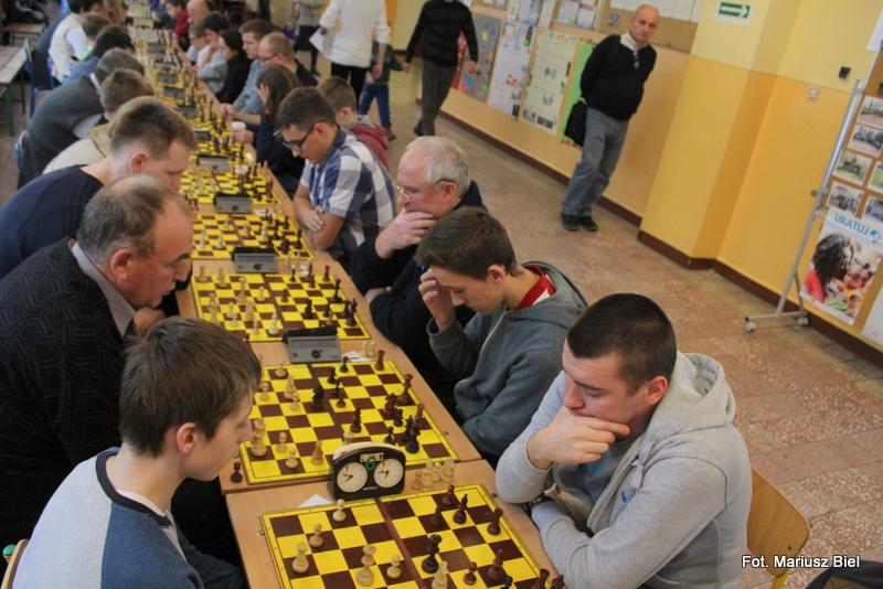 XXI memoriał szachowy Józef Gromka