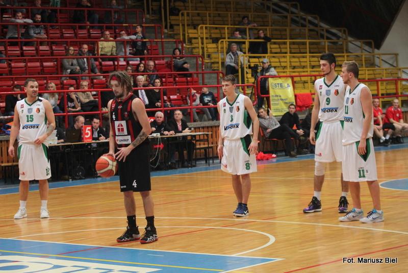 II liga koszykówki. Stal Stalowa Wola - Tur Bielsk Podlaski 85:76