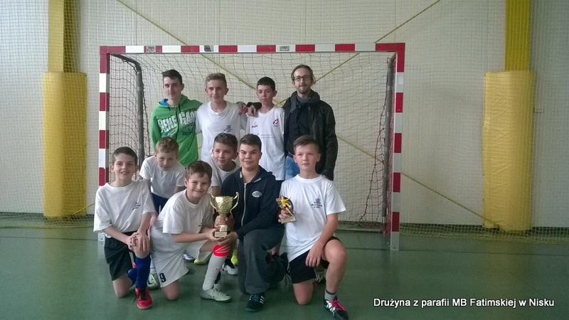 Futbolowe zmagania Liturgicznej Służby Ołtarza