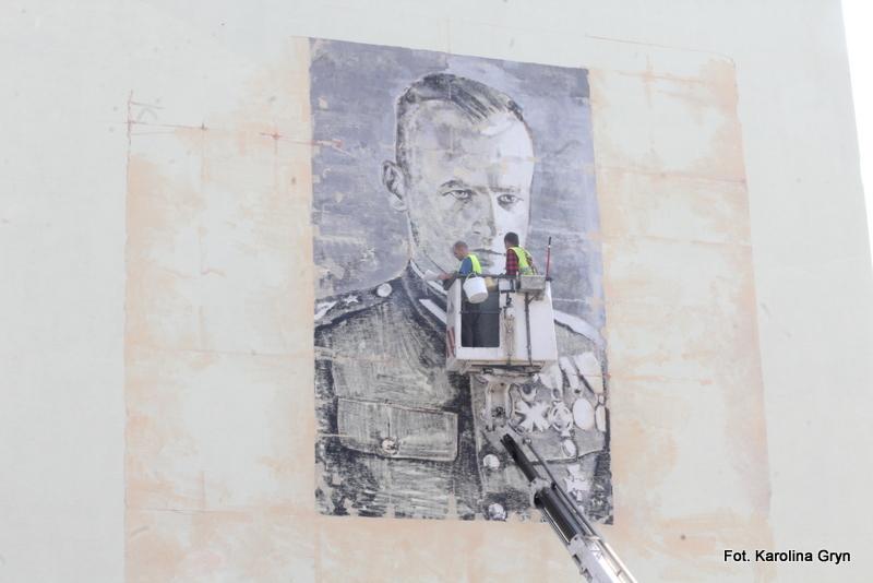 W Stalowej Woli powstał pierwszy mural