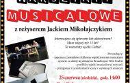 Warsztaty  musicalowe z reżyserem Jackiem Mikołajczykiem!