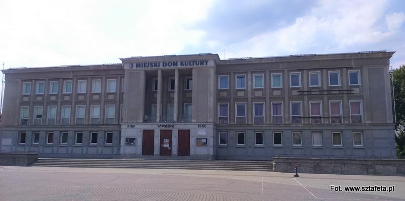 Remontują Miejski Dom Kultury