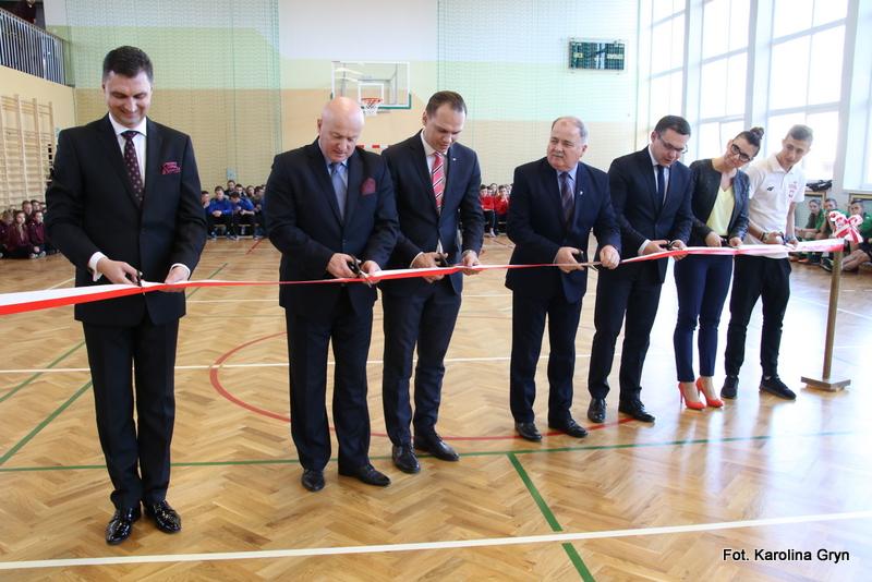 Sala gimnastyczna w nowej odsłonie