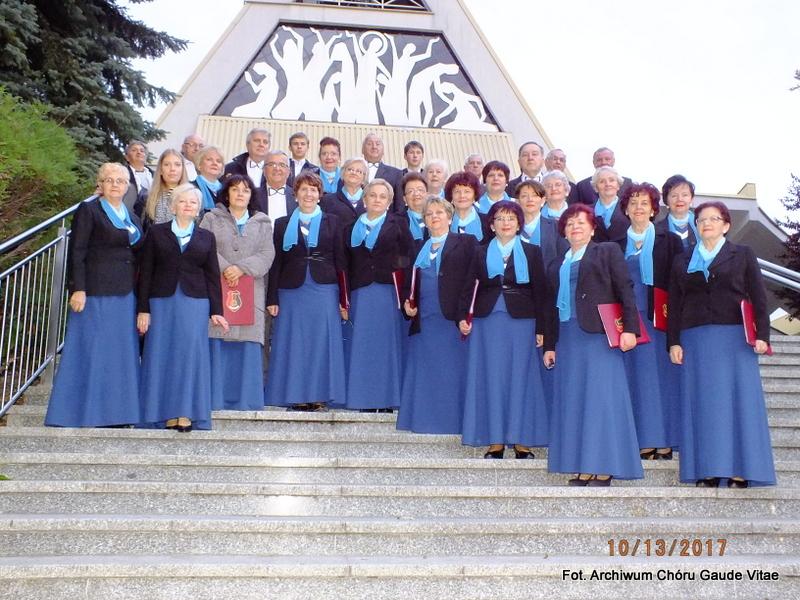 Gaude Vitae będzie promować Stalową Wolę i senioralną wokalistykę chóralną na katowickiej Akademii Muzycznej