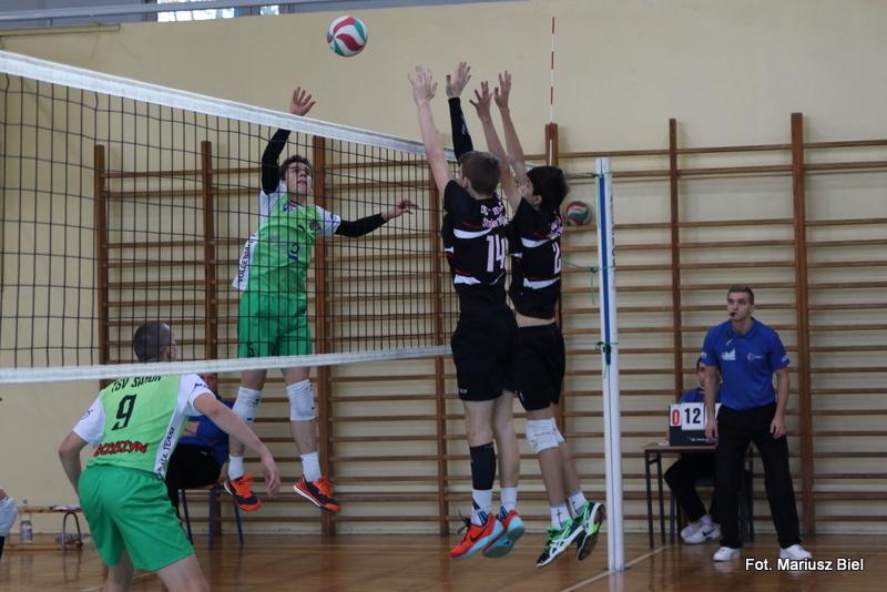 Po dobrej grze zwycięstwo Dwójki z TSV Sanok