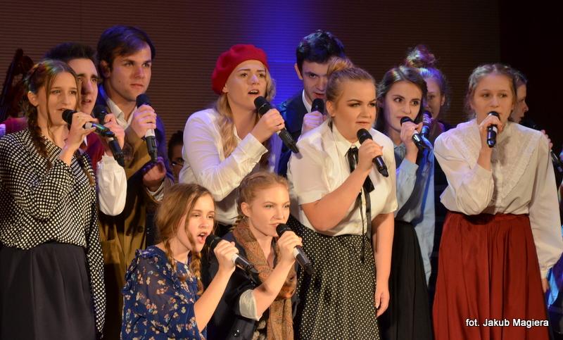 Niezwykły koncert patriotyczny w Leżajsku