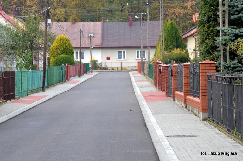 Wykonano inwestycje drogowe w Leżajsku