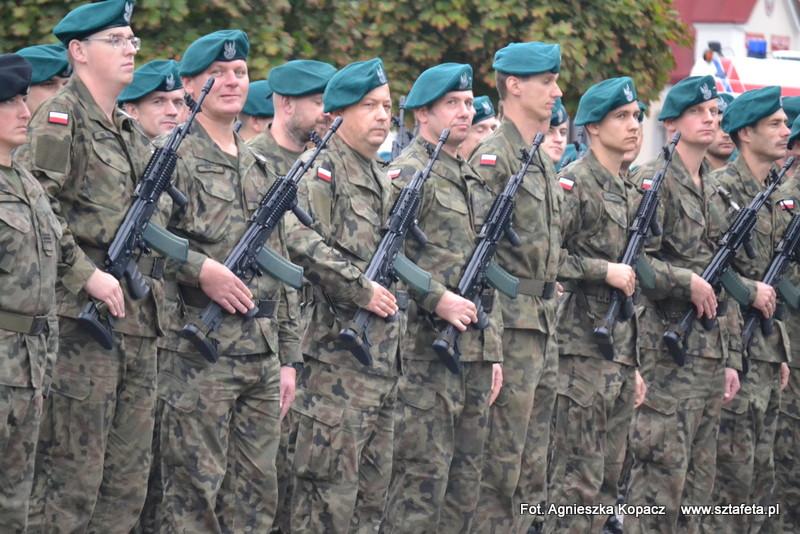 Terytorialsi z Niska staną przed Grobem Nieznanego Żołnierza