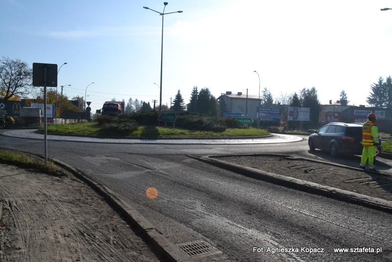 Kierowco pamiętaj, w sobotę zamkną rondo w Nisku