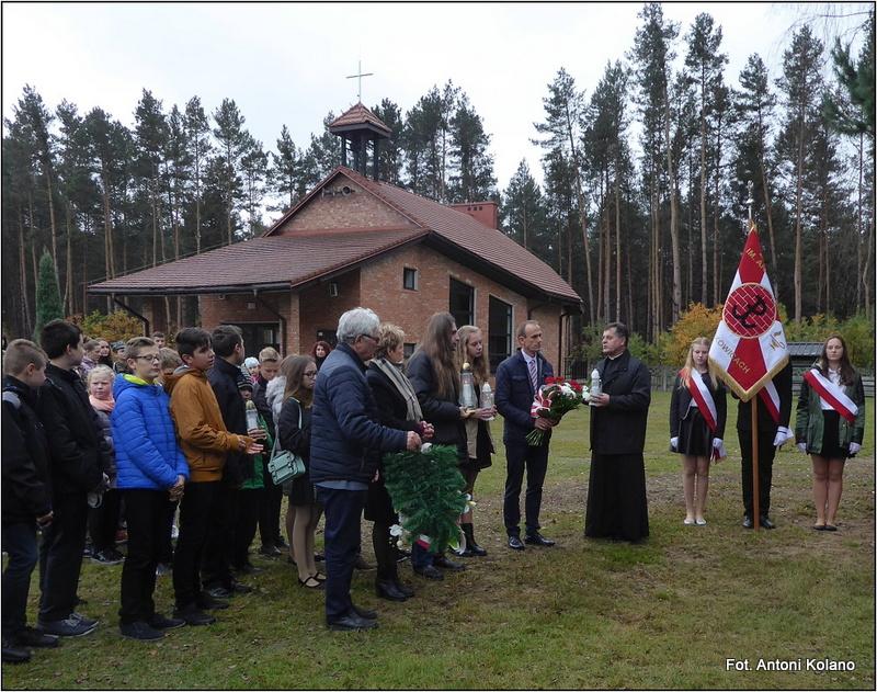 Uczniowie ZS im. AK w Jastkowicach obchodzili święto swojego patrona