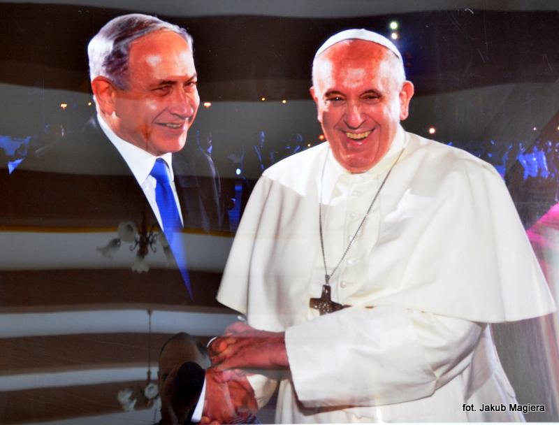 Peregrynacje Papieża Franciszka do Izraela