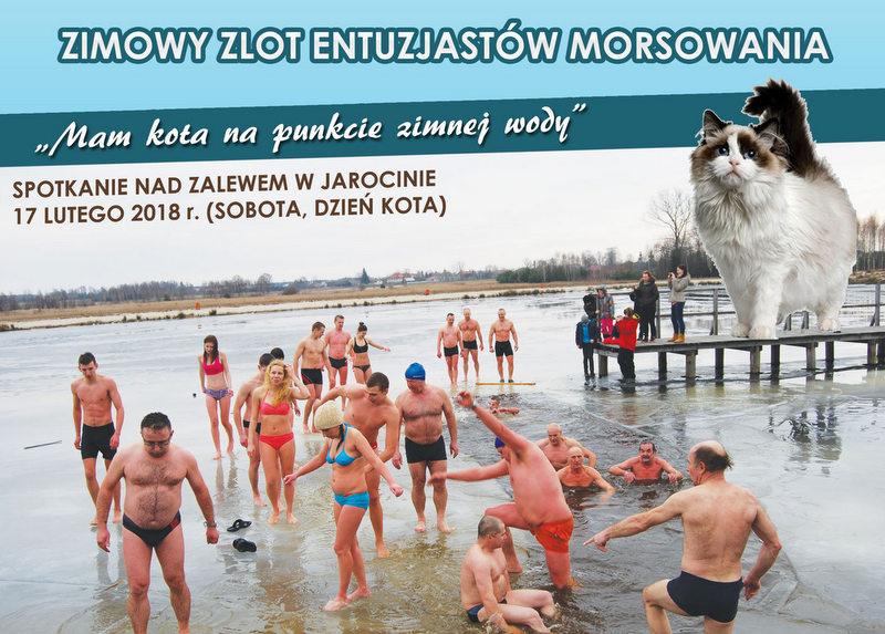 Morsy z Jarocina zapraszają do wspólnej kąpieli