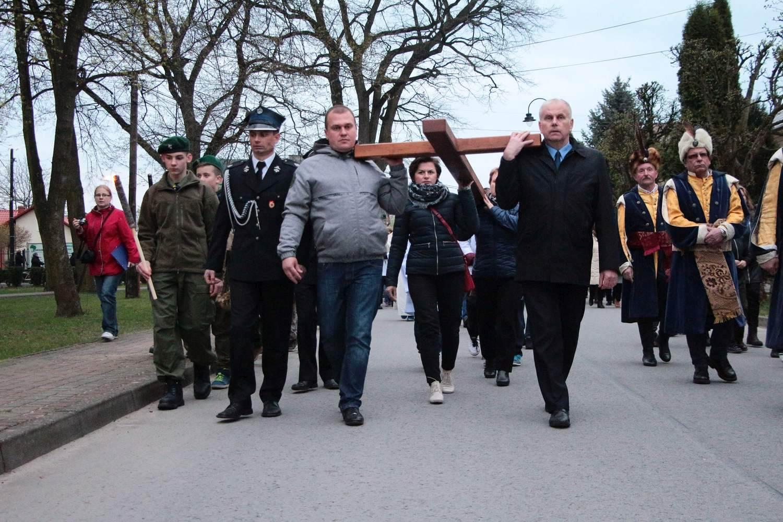 Droga krzyżowa przejdzie ulicami Ulanowa i Bielin