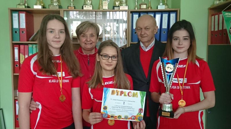 PSP 12 reprezentantem Podkarpacia w finale Igrzysk Młodzieży Szkolnej
