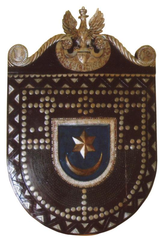Tarnobrzeska tarcza legionowa