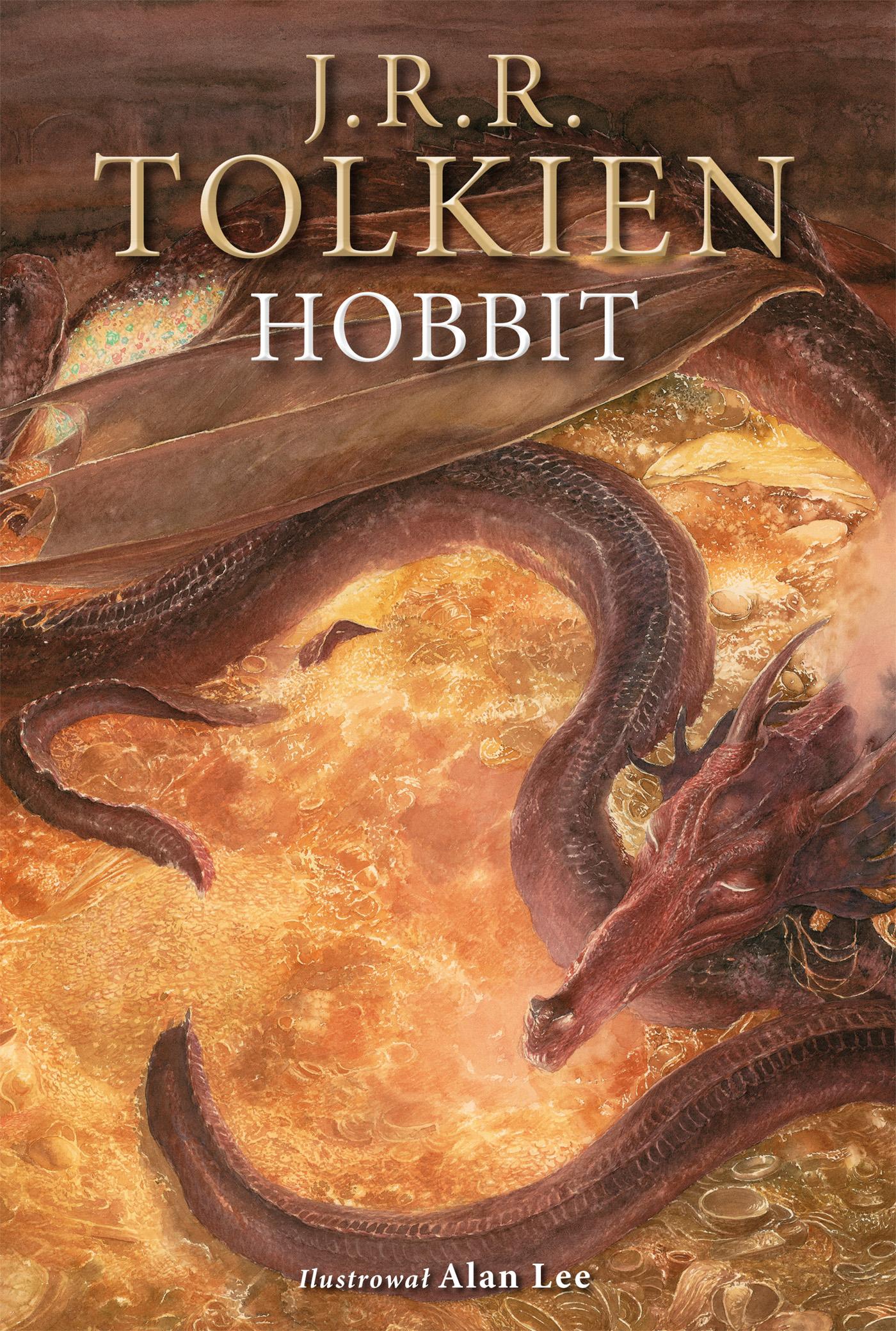 """J.R.R. Tolkien - """"Hobbit"""""""