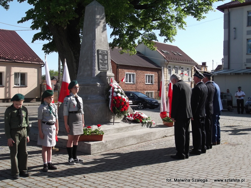 O konstytucyjnej niepodległości i strażackiej wierności w Krzeszowie