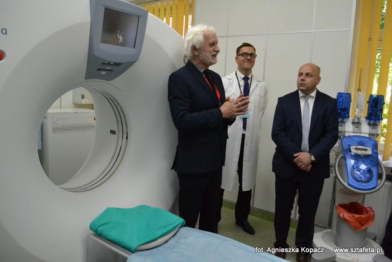 Nowoczesny tomograf już służy pacjentom niżańskiego szpitala