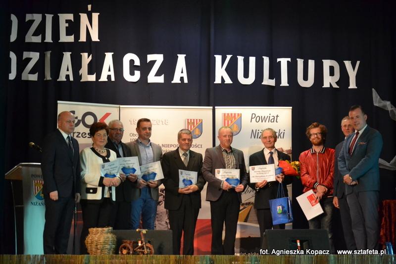 Niżańscy twórcy i działacze nagrodzeni za kulturę