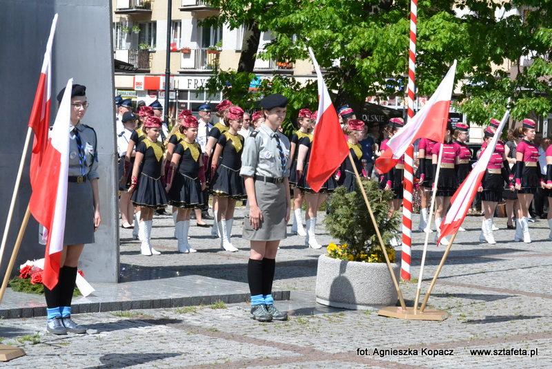 W Nisku uczcili święto konstytucji