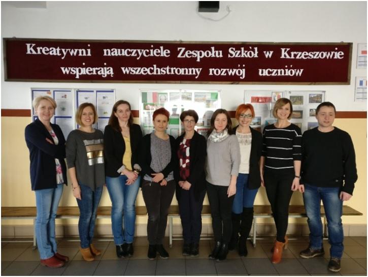 Nauczyciele z Krzeszowa wyjadą do Włoch i na Maltę
