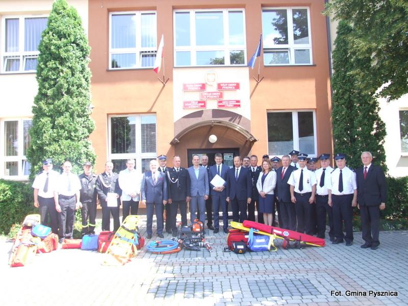 Strażacy z Kłyżowa dostaną nowy samochód