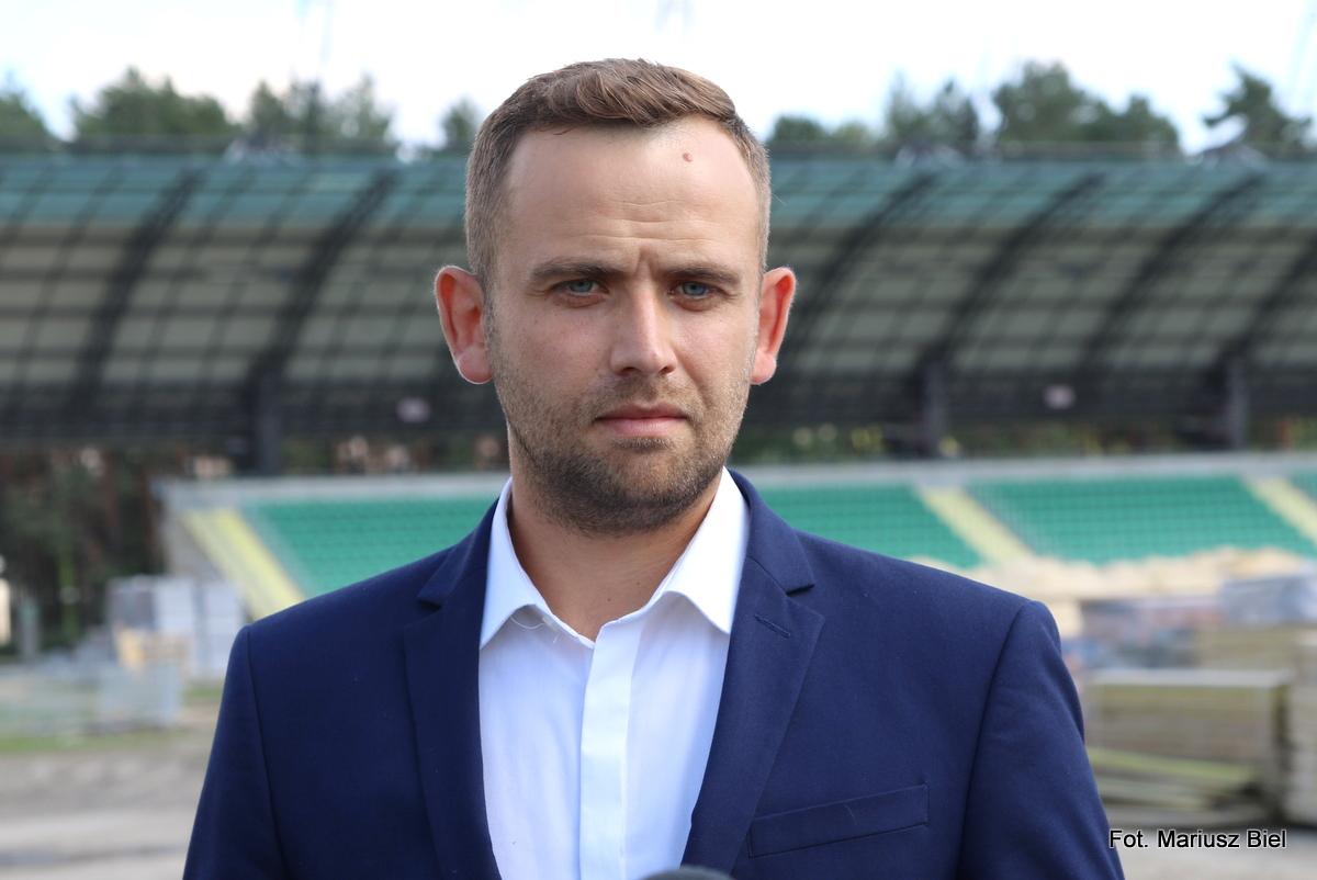 Mateusz Nowak prezesem Stali PSA. Stanisław Cisek szefem Rady Nadzorczej