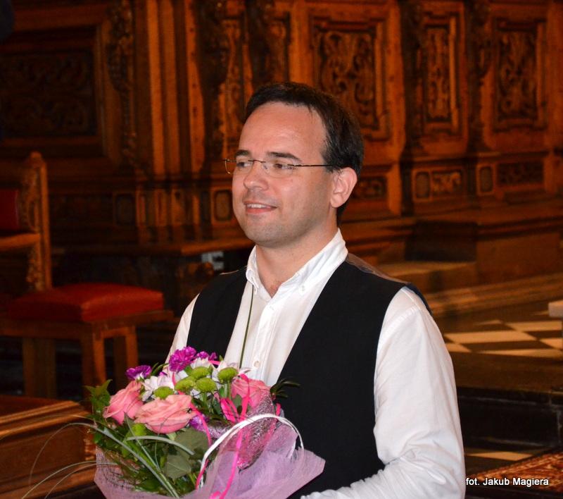 Brawurowy recital niemieckiego organisty