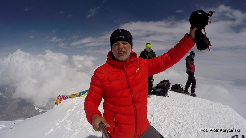 Na Elbrus z Armią Czerwoną