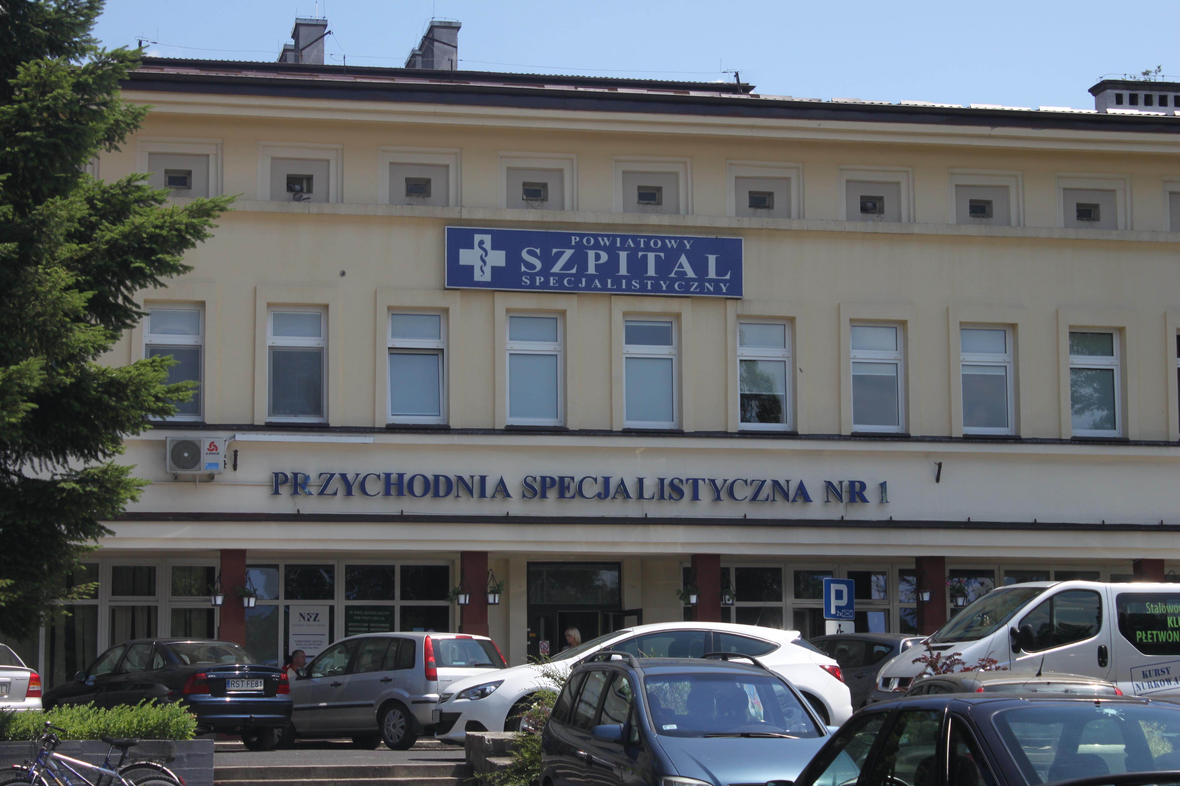 Wstrzymano przyjęcia pacjentów do szpitala w Stalowej Woli. 61 pielęgniarek na chorobowym