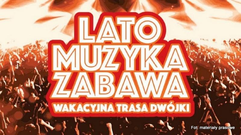 Wakacyjna trasa Dwójki w Stalowej Woli!