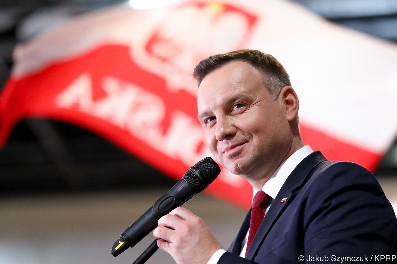 Andrzej Duda przyjedzie do Leżajska