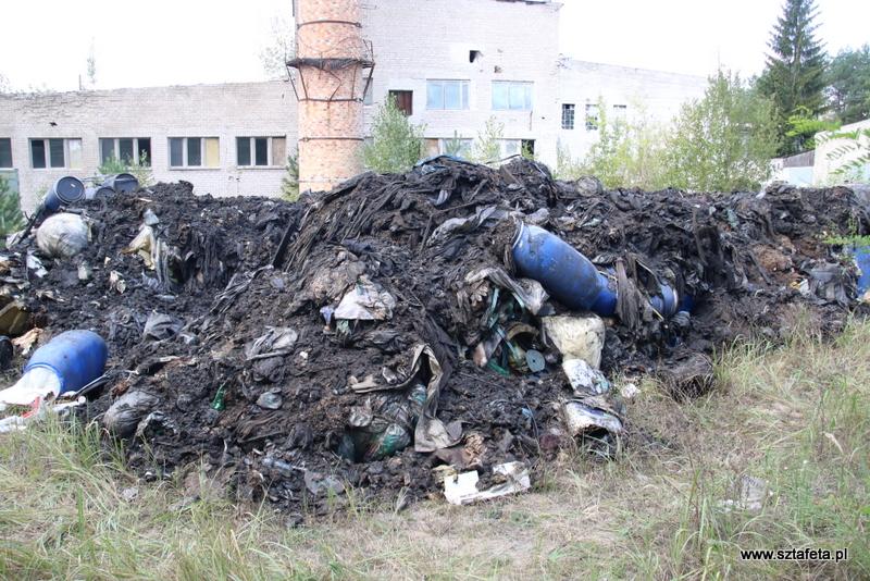 Ekologiczna bomba w Lipie
