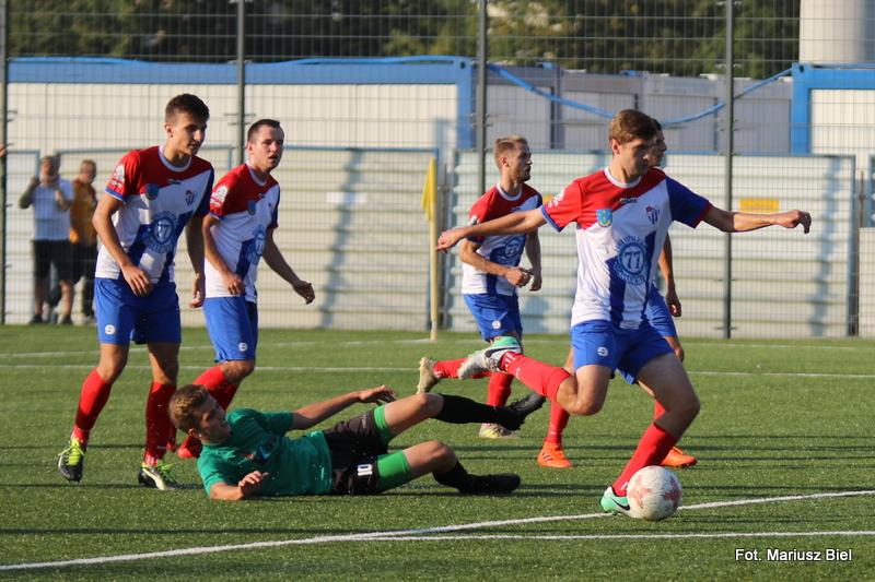 Liga okręgowa. Stal II Stalowa Wola - Sokół Sokolniki 2:0 (2:0)