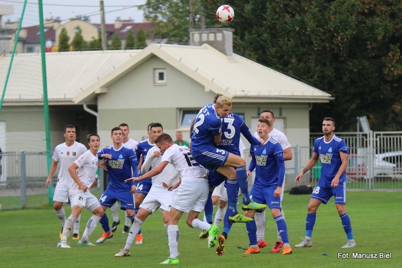 II liga. Stal Stalowa Wola - Ruch Chorzów 2:2 (1:0)