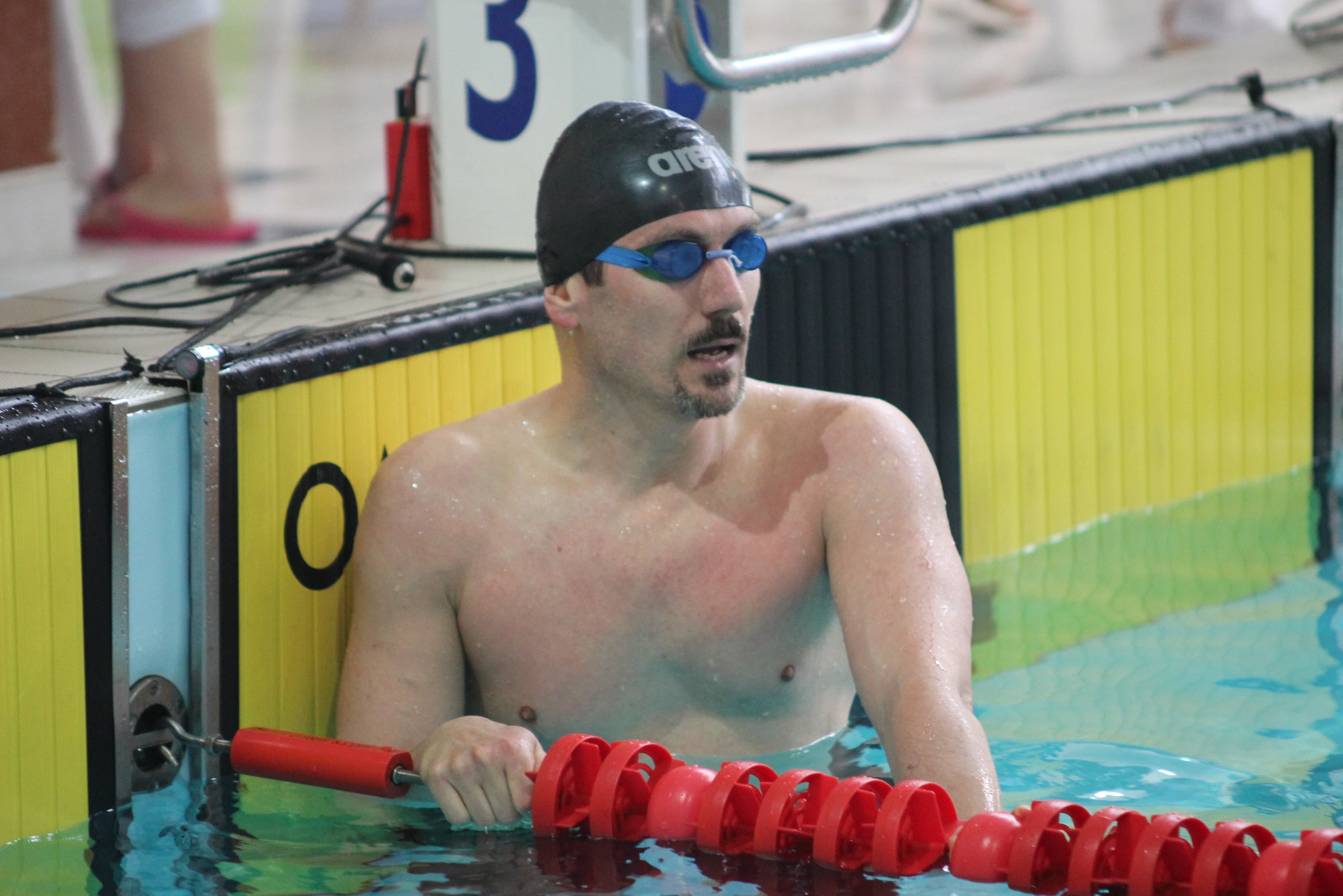 Arkadiusz Berwecki mistrzem i wicemistrzem Europy