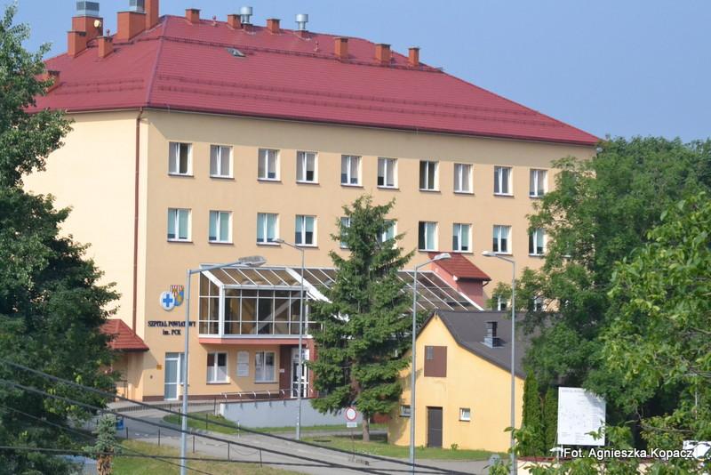 W szpitalu w Nisku powstał oddział dla chorych na Covid-19