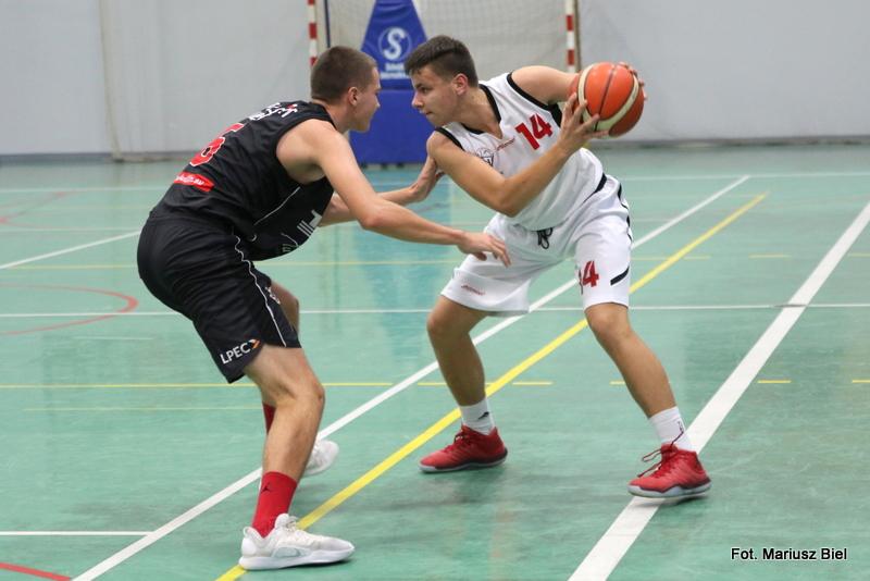 Liga Juniorów U 20. Kuźnia Stalowa Wola - Start Lublin 52:53