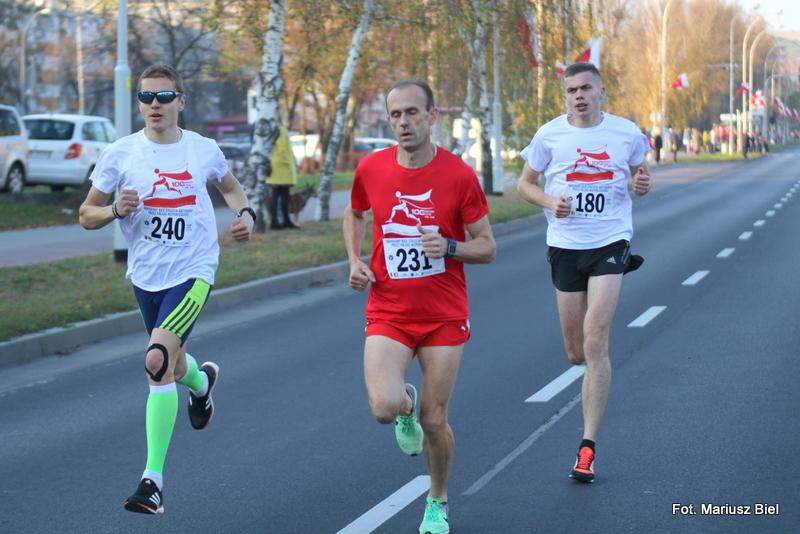 Jarząbek i Wojciechowski zwycięzcami 26. Biegu Niepodległości