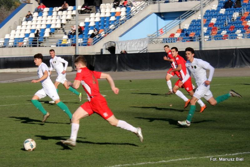 II liga. Resovia - Stal Stalowa Wola 1:0 (0:0)