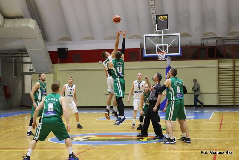 II liga. Stal Stalowa Wola - Żubry Leo-Sped 77:89