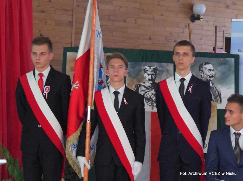 Świętowano 100 – lecie odzyskania niepodległości w niżańskim RCEZ