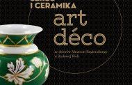 """Promocja książki """"Szkło i ceramika art déco"""""""