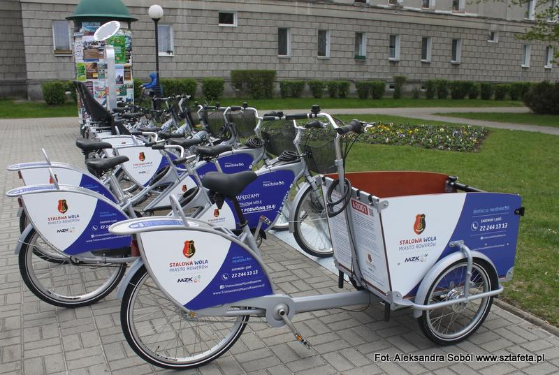 Rowery miejskie niebawem wrócą na ulice Stalowej Woli
